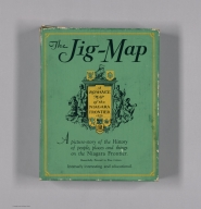 Covers: The Jig-Map : A Romance Map of the Niagara Frontier
