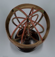 Copernican Armillary Sphere. View 2.