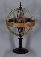 Copernican Armillary Sphere with Orrery. View 4.