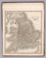 A new map of England