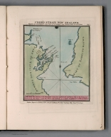 Plate 29 from Vol. 1: Cook's Strait, New Zealand