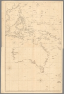 Composite Map: Sheets 4 and 7: Chart of the Pacific Ocean ... (Australia, Philippines, China, etc.)