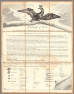 No. 1. Explanation of the chorographic maps