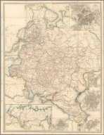 (Transportation Map Of The Russian Empire).