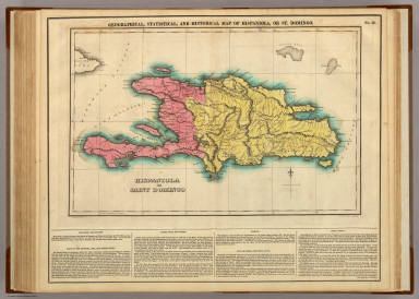 Browse All Images Of Hispaniola David Rumsey Historical Map
