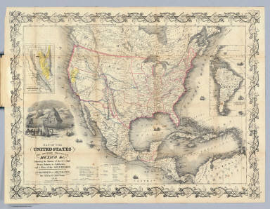Map Of California During Gold Rush.Browse All Images From California Gold Rush David Rumsey