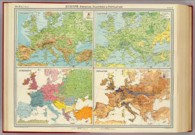 Map Of Europe And Russia | casami