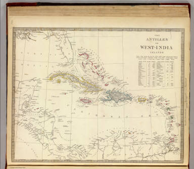 Browse all world atlas and atlas map of west indies from 1844 browse all world atlas and atlas map of west indies from 1844 gumiabroncs Image collections