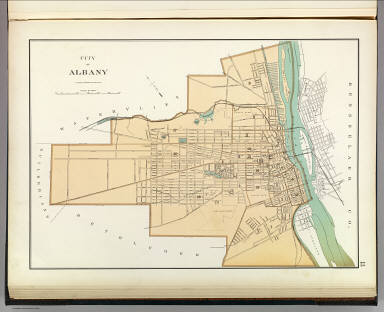 Browse All : Images of Albany %28N.Y.%29 - David Rumsey Historical ...