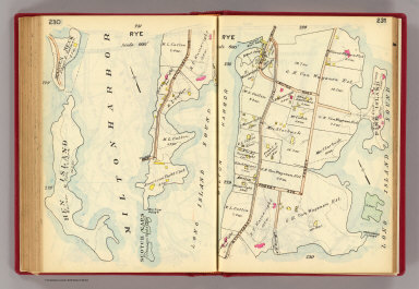 Browse all images of rye 28ny29 david rumsey historical map 230 231 rye freerunsca Image collections