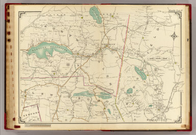 Salem New York Map.Browse All Images Of North Salem N Y Town David Rumsey