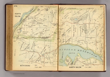 Salem New York Map.Browse All Images Of North Salem 28n Y 3a Town 29 And New York