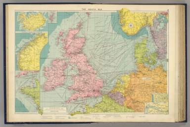 North Sea Europe Map.Browse All Images Of North Sea And Europe David Rumsey