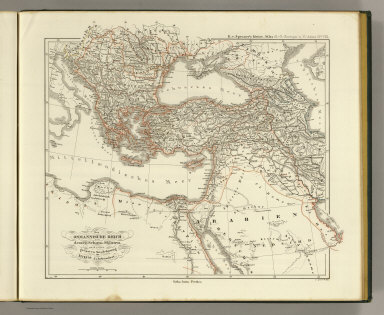 Browse All : Images of Balkan Peninsula from 1855 - David Rumsey ...