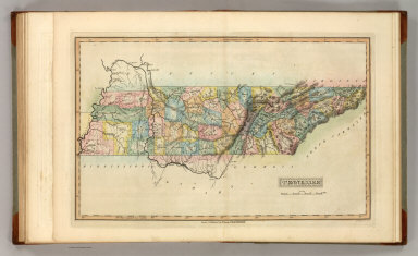 Browse all world atlas from 1822 david rumsey historical map tennessee gumiabroncs Choice Image