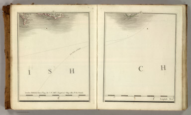 Sheets 5-6. (Cary's England, Wales, and Scotland).