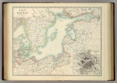 Basin of the Baltic.