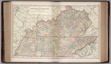 Browse all images of tennessee david rumsey historical map map of kentucky and tennessee 66 gumiabroncs Choice Image