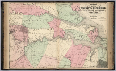 Browse All Atlas Map From U S Civil War
