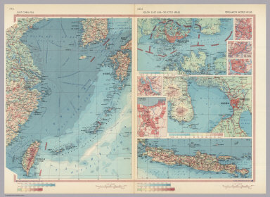 Browse all images of taiwan david rumsey historical map collection south china sea south east asia selected areas pergamon world atlas gumiabroncs Choice Image