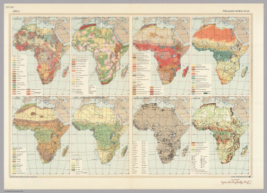 Browse all atlas map of africa from 1968 and 1967 david rumsey africa pergamon world atlas gumiabroncs Choice Image