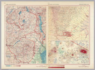 Browse all images of zimbabwe david rumsey historical map collection zambia malawi rhodesia east africa selected areas pergamon world atlas gumiabroncs Choice Image