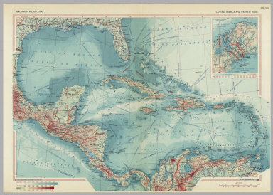 Browse all atlas map of panama canal david rumsey historical map central america and the west indies pergamon world atlas gumiabroncs Images