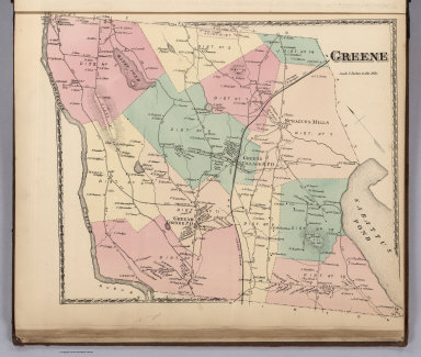Greene, Androscoggin County, Maine.