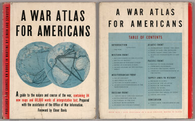 Covers: A War Atlas for Americans