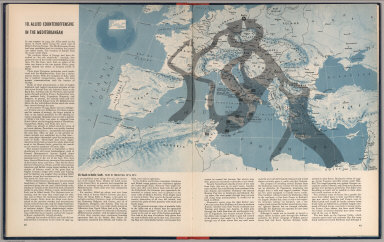 Mediterranean Front. (Continues) 10. Allied Counteroffencive in the Mediterranean