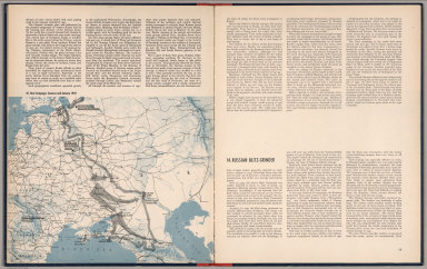 Russian Front. (Continues) 13. Blitzkrieg in the East. & 14. Russian Blitz-Grinder