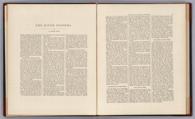 Text Page: River Systems. (New Hampshire).