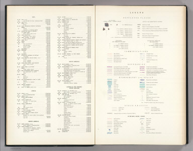 Browse all legend and world atlas from 1967 david rumsey text page contents continued legend gumiabroncs Images