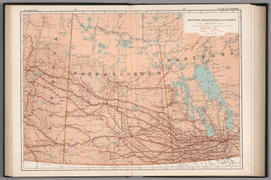 Manitoba, Saskatchewan and Alberta. Telegraphs