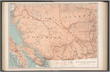 British Columbia, Yukon and Alberta. Telegraphs