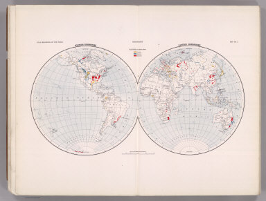 Browse All : Images of World from 1913 - David Rumsey Historical Map ...