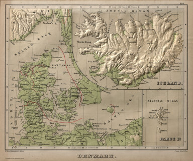 Browse all physical and world atlas of iceland david rumsey iceland faroe is denmark gumiabroncs Images