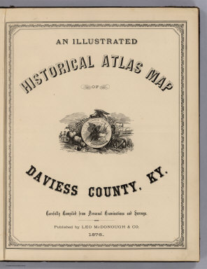 David Rumsey Historical Map Collection | Atlases