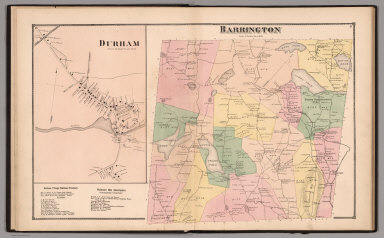 Browse All : Images of Durham %28N.H.%29 - David Rumsey Historical on