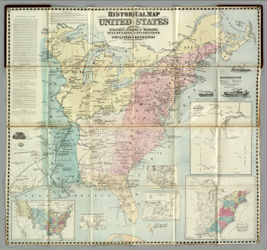 David Rumsey Historical Map Collection | April 12, 2010 - 764 New ...