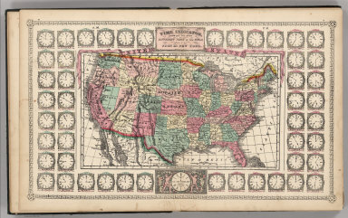 Browse all time zone diagram and world atlas david rumsey schonberg co united states 1865 world atlas gumiabroncs Images