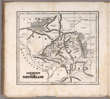 Country of the Nestorians