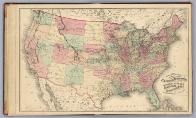 Browse All Atlas Map Of Logan County Ohio From 1875 David