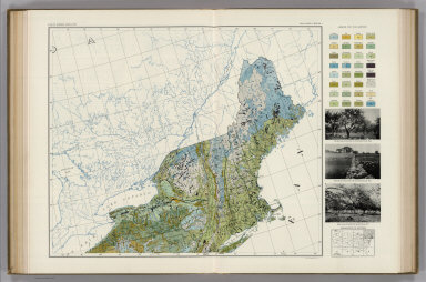 Soil Map of the United States, Section 1. Atlas of American Agriculture.