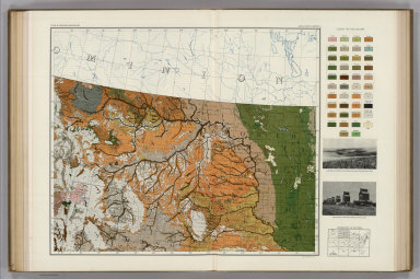 Soil Map of the United States, Section 3. Atlas of American Agriculture.