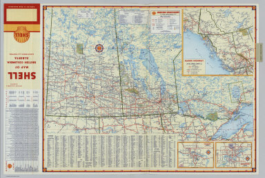Browse All : Images of Saskatchewan - David Rumsey Historical Map ...