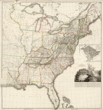 David Rumsey Historical Map Collection November 27 2010 1786