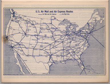 Browse All Roads From David Rumsey Historical Map Collection - Us highway map 1940