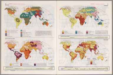 World Religions; Races. World Languages; Population.
