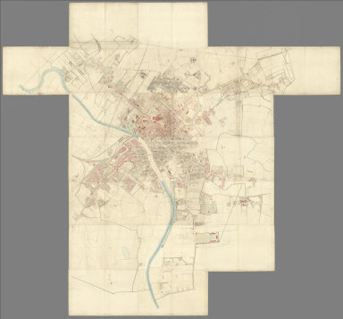 Composite: Sheets 1 - 21, Plan of York, 1852